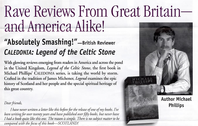 Rave Reviews From Great Britain - and America Alike! Michael Phillips